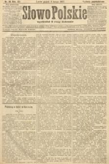 Słowo Polskie (wydanie popołudniowe). 1907, nr66
