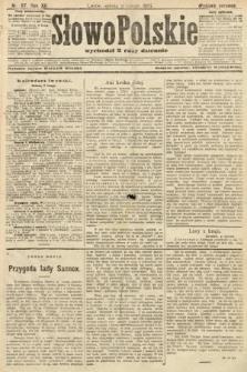 Słowo Polskie (wydanie poranne). 1907, nr67