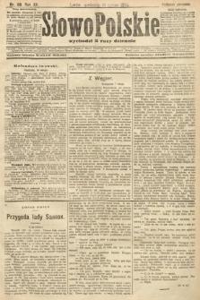Słowo Polskie (wydanie poranne). 1907, nr69