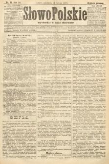 Słowo Polskie (wydanie poranne). 1907, nr81