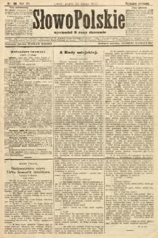 Słowo Polskie (wydanie poranne). 1907, nr89