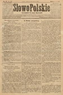 Słowo Polskie (wydanie poranne). 1907, nr91