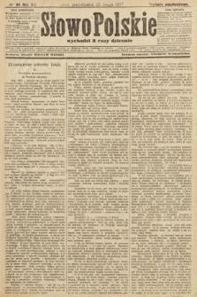 Słowo Polskie (wydanie popołudniowe). 1907, nr94