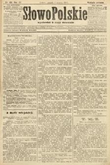 Słowo Polskie (wydanie poranne). 1907, nr101