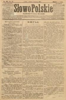 Słowo Polskie (wydanie poranne). 1907, nr103