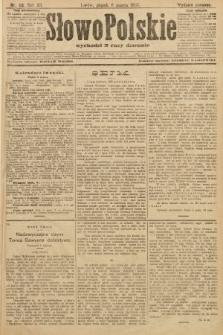 Słowo Polskie (wydanie poranne). 1907, nr113