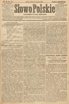 Słowo Polskie (wydanie popołudniowe). 1907, nr116