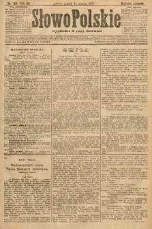 Słowo Polskie (wydanie poranne). 1907, nr125