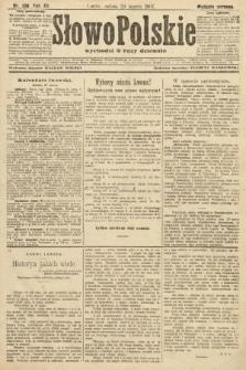 Słowo Polskie (wydanie poranne). 1907, nr139