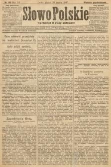 Słowo Polskie (wydanie popołudniowe). 1907, nr149