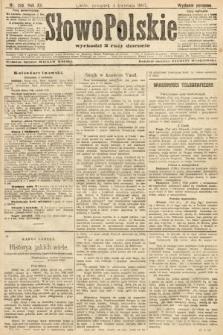 Słowo Polskie (wydanie poranne). 1907, nr155