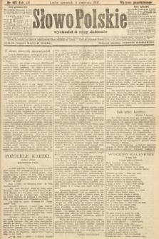 Słowo Polskie (wydanie popołudniowe). 1907, nr168