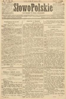 Słowo Polskie (wydanie poranne). 1907, nr144