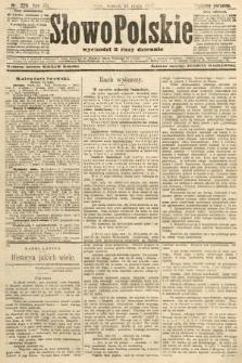 Słowo Polskie (wydanie poranne). 1907, nr220