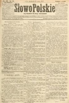 Słowo Polskie (wydanie poranne). 1907, nr230