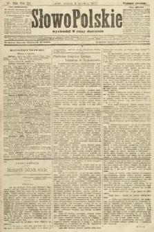 Słowo Polskie (wydanie poranne). 1907, nr253