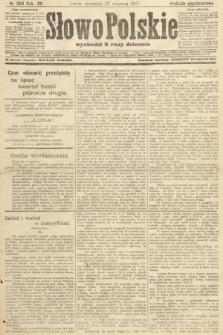 Słowo Polskie (wydanie popołudniowe). 1907, nr294