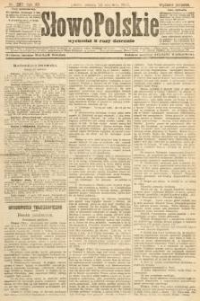 Słowo Polskie (wydanie poranne). 1907, nr297