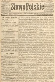 Słowo Polskie (wydanie popołudniowe). 1907, nr307