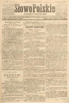 Słowo Polskie (wydanie poranne). 1907, nr308