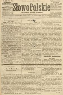 Słowo Polskie (wydanie poranne). 1907, nr324