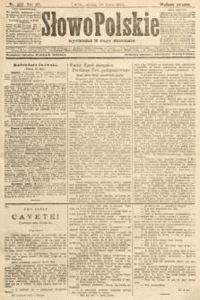 Słowo Polskie (wydanie poranne). 1907, nr332