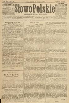 Słowo Polskie (wydanie poranne). 1907, nr372
