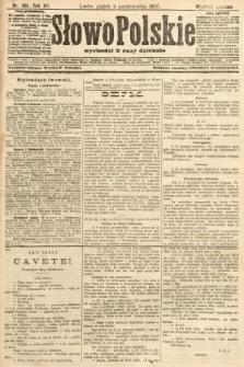 Słowo Polskie (wydanie poranne). 1907, nr461