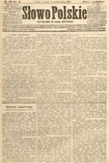 Słowo Polskie (wydanie popołudniowe). 1907, nr468