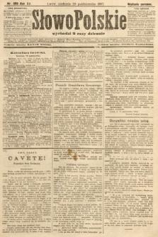 Słowo Polskie (wydanie poranne). 1907, nr489