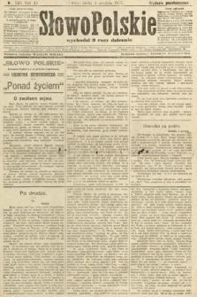 Słowo Polskie (wydanie popołudniowe). 1907, nr565