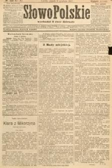 Słowo Polskie (wydanie poranne). 1907, nr568