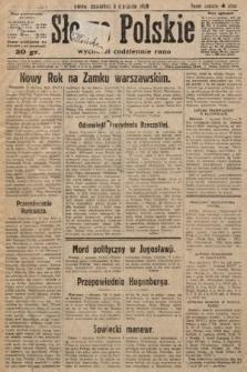 Słowo Polskie. 1929, nr2