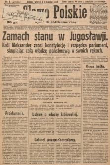 Słowo Polskie. 1929, nr7