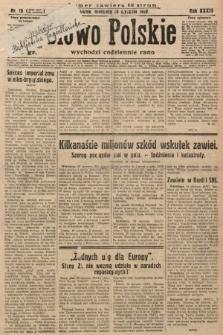 Słowo Polskie. 1929, nr19