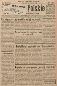 Słowo Polskie. 1929, nr22