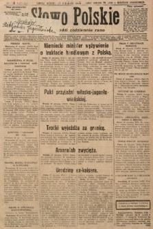 Słowo Polskie. 1929, nr28