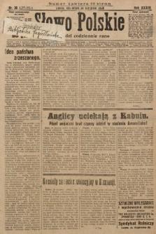 Słowo Polskie. 1929, nr30