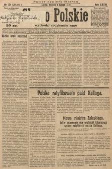 Słowo Polskie. 1929, nr39