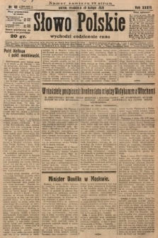 Słowo Polskie. 1929, nr40