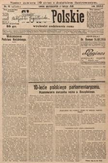 Słowo Polskie. 1929, nr41