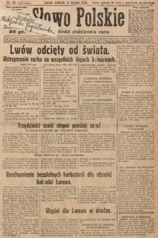 Słowo Polskie. 1929, nr42