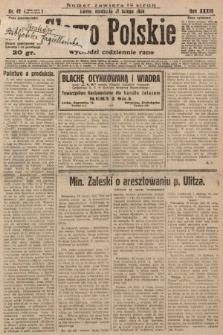 Słowo Polskie. 1929, nr47