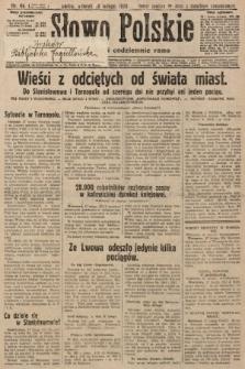 Słowo Polskie. 1929, nr49