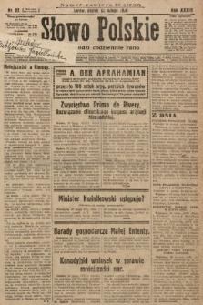 Słowo Polskie. 1929, nr52