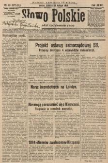 Słowo Polskie. 1929, nr53