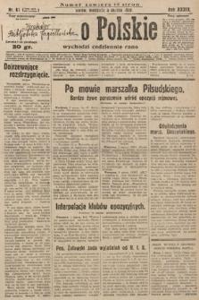 Słowo Polskie. 1929, nr61