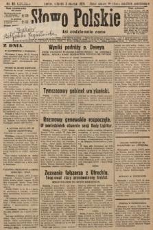 Słowo Polskie. 1929, nr63