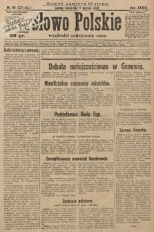 Słowo Polskie. 1929, nr65