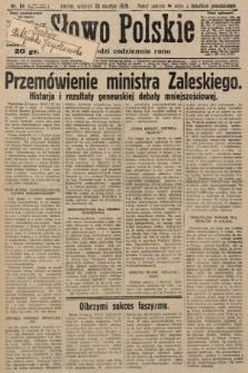 Słowo Polskie. 1929, nr84